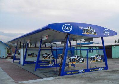 Producent Myjni Samochodowych Budowa Myjni Samochodowej Automatycznych Portalowych CWCONSULTING 04