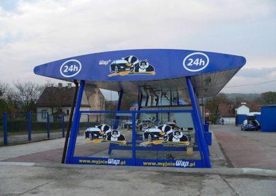Producent Myjni Samochodowych Budowa Myjni Samochodowej Automatycznych Portalowych CWCONSULTING 05