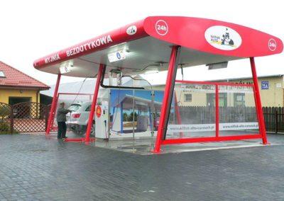 Producent Myjni Samochodowych Budowa Myjni Samochodowej Automatycznych Portalowych CWCONSULTING 10
