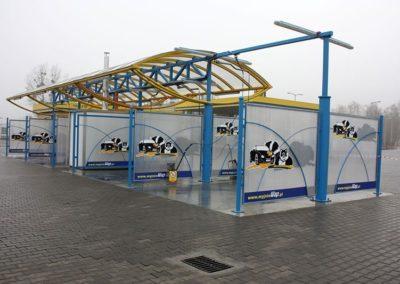 Producent Myjni Samochodowych Budowa Myjni Samochodowej Automatycznych Portalowych CWCONSULTING 11