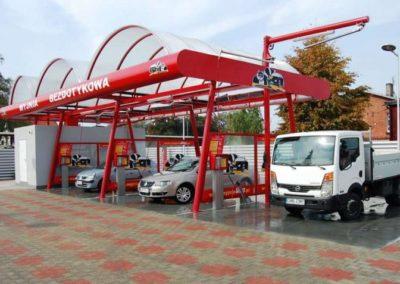 Producent Myjni Samochodowych Budowa Myjni Samochodowej Automatycznych Portalowych CWCONSULTING 12