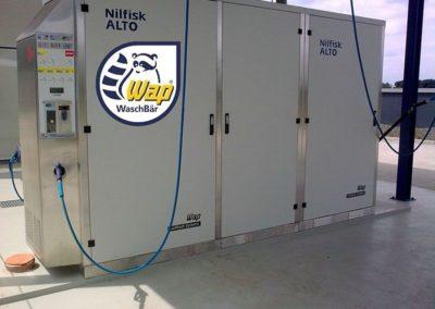 Producent Myjni Samochodowych Budowa Myjni Samochodowej Automatycznych Portalowych CWCONSULTING 14