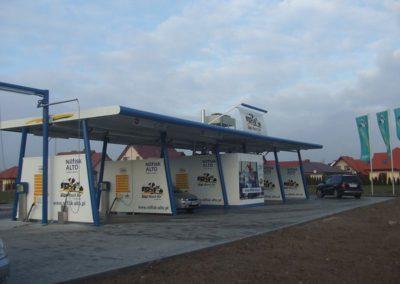 Producent Myjni Samochodowych Budowa Myjni Samochodowej Automatycznych Portalowych CWCONSULTING 19