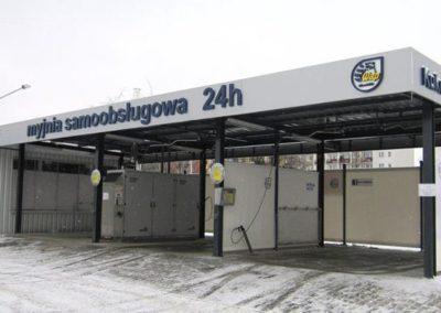 Producent Myjni Samochodowych Budowa Myjni Samochodowej Automatycznych Portalowych CWCONSULTING 20