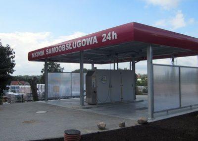 Producent Myjni Samochodowych Budowa Myjni Samochodowej Automatycznych Portalowych CWCONSULTING 21