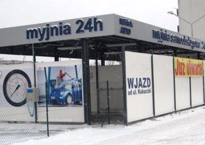 Producent Myjni Samochodowych Budowa Myjni Samochodowej Automatycznych Portalowych CWCONSULTING 23