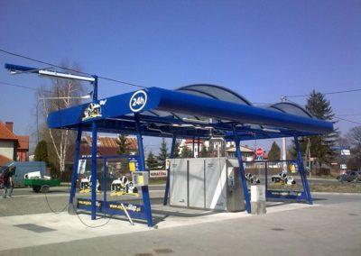 Producent Myjni Samochodowych Budowa Myjni Samochodowej Automatycznych Portalowych CWCONSULTING 25
