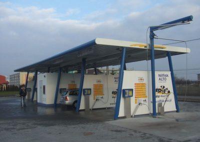Producent Myjni Samochodowych Budowa Myjni Samochodowej Automatycznych Portalowych CWCONSULTING 26