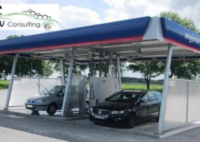 Producent Myjni Samochodowych Budowa Myjni Samochodowej Automatycznych Portalowych CWCONSULTING 27