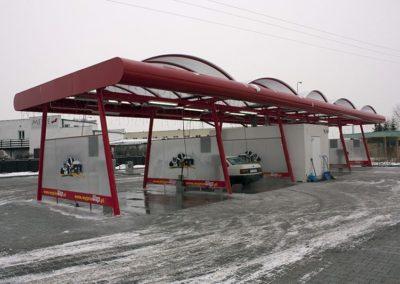 Producent Myjni Samochodowych Budowa Myjni Samochodowej Automatycznych Portalowych CWCONSULTING 28
