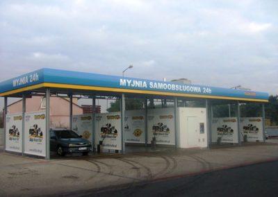 Producent Myjni Samochodowych Budowa Myjni Samochodowej Automatycznych Portalowych CWCONSULTING 33