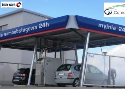Producent Myjni Samochodowych Budowa Myjni Samochodowej Automatycznych Portalowych CWCONSULTING 36