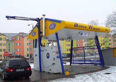 Producent Myjni Samochodowych Budowa Myjni Samochodowej Automatycznych Portalowych CWCONSULTING 41