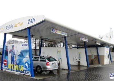 Producent Myjni Samochodowych Budowa Myjni Samochodowej Automatycznych Portalowych CWCONSULTING 43