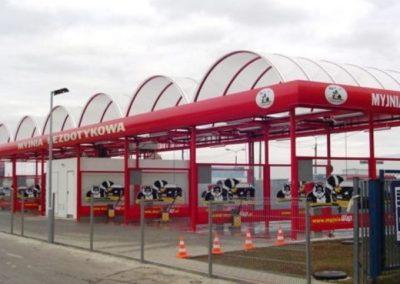 Producent Myjni Samochodowych Budowa Myjni Samochodowej Automatycznych Portalowych CWCONSULTING 45