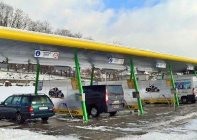 Producent Myjni Samochodowych Budowa Myjni Samochodowej Automatycznych Portalowych CWCONSULTING 49