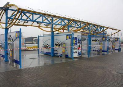Producent Myjni Samochodowych Budowa Myjni Samochodowej Automatycznych Portalowych CWCONSULTING 52