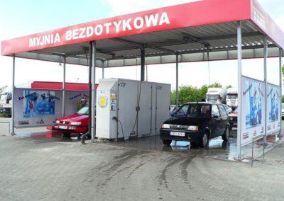 Producent Myjni Samochodowych Budowa Myjni Samochodowej Automatycznych Portalowych CWCONSULTING 53
