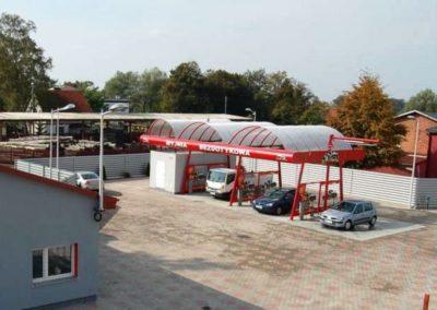 Producent Myjni Samochodowych Budowa Myjni Samochodowej Automatycznych Portalowych CWCONSULTING 55