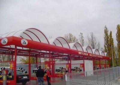 Producent Myjni Samochodowych Budowa Myjni Samochodowej Automatycznych Portalowych CWCONSULTING 56