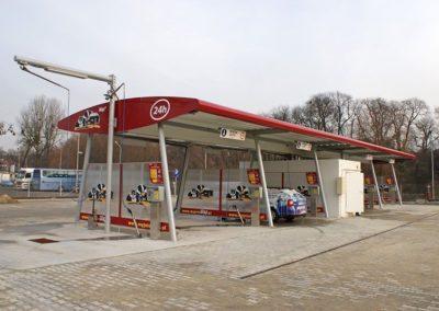 Producent Myjni Samochodowych Budowa Myjni Samochodowej Automatycznych Portalowych CWCONSULTING 57