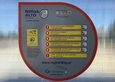 Producent Myjni Samochodowych Budowa Myjni Samochodowej Automatycznych Portalowych CWCONSULTING 59
