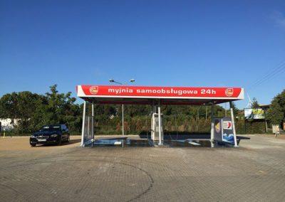 Producent Myjni Samochodowych Budowa Myjni Samochodowej Automatycznych Portalowych CWCONSULTING 65