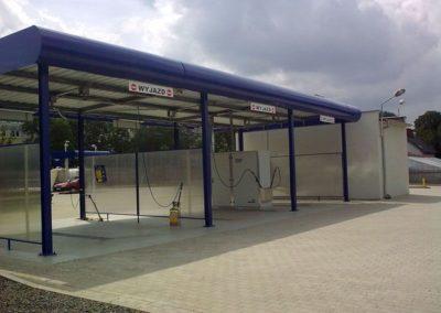 Producent Myjni Samochodowych Budowa Myjni Samochodowej Automatycznych Portalowych CWCONSULTING 68