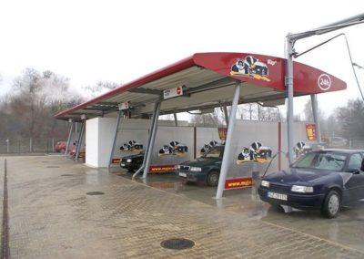 Producent Myjni Samochodowych Budowa Myjni Samochodowej Automatycznych Portalowych CWCONSULTING 71