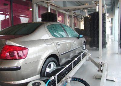 Producent Myjni Samochodowych Budowa Myjni Samochodowej Automatycznych Portalowych CWCONSULTING 81